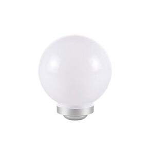 ProVida LED-Solarkugel mit Erdspieß Ø 15 cm