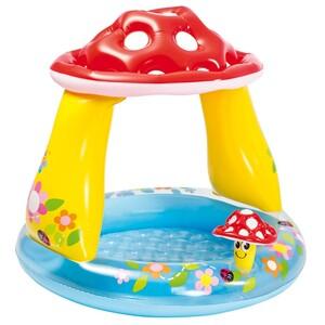 Intex Baby Pool Mushroom mit 45 Liter Fassungsvermögen