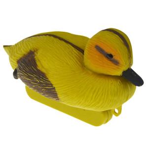 Gardena Entenküken 12cm gelb 7982-20 Kunststoff Teichdekoration Schwimmente Ente