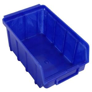 Stapelbox 23 x 14,1 x 12,6 cm blau