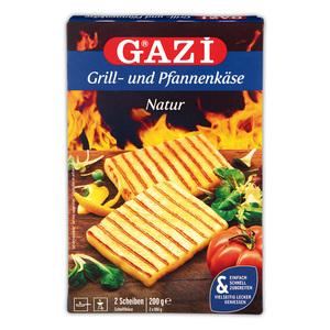 Gazi Grill- und Pfannenkäse