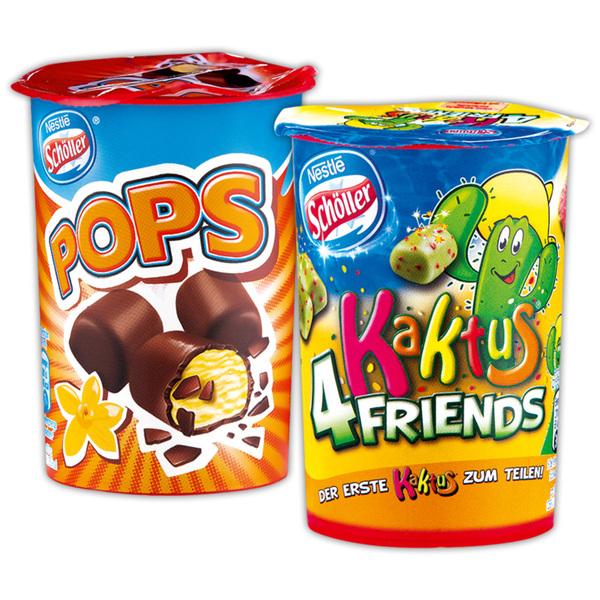 Nestlé/Schöller Vanilla Pops / Kaktus 4 Friends
