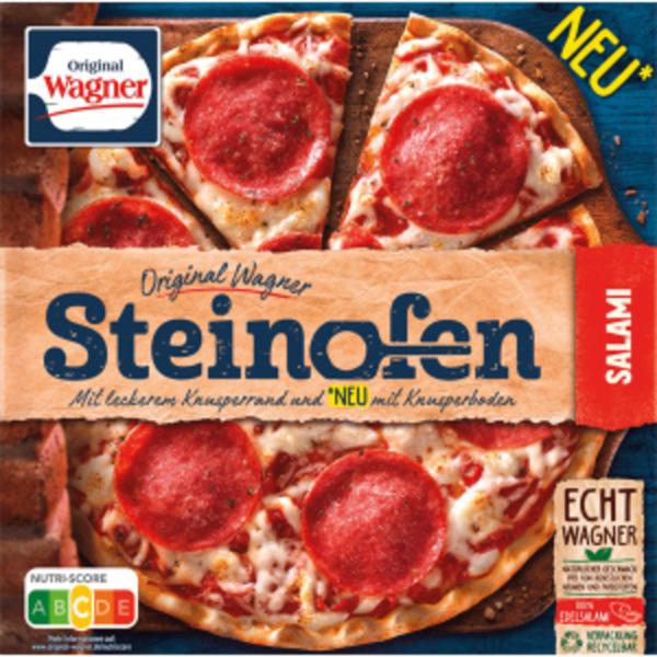 Original Wagner Steinofen Pizza oder Flammkuchen