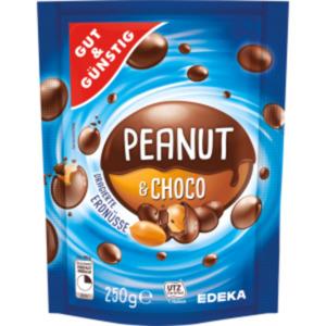 Gut & Günstig Peanut & Choco
