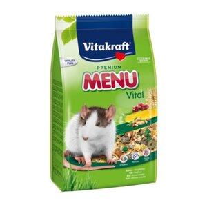 Vitakraft Premium Menü Vital Ratte 1kg