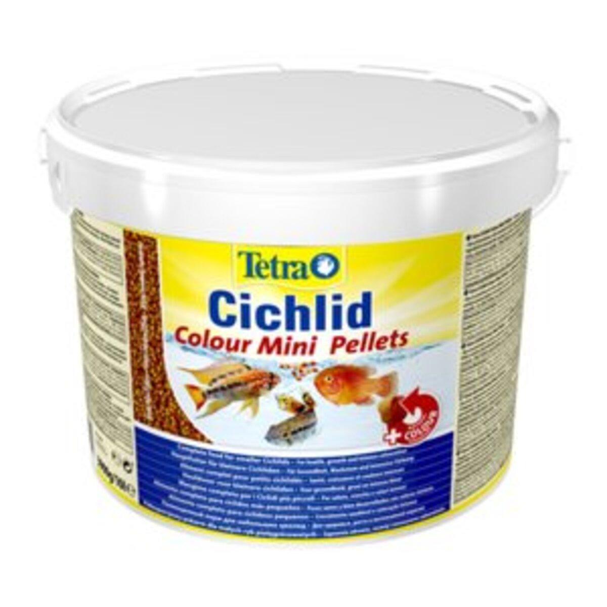 Bild 3 von TETRA Cichlid Colour Mini 10L