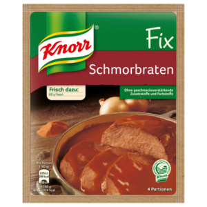 Knorr Fix Schmorbraten 41g