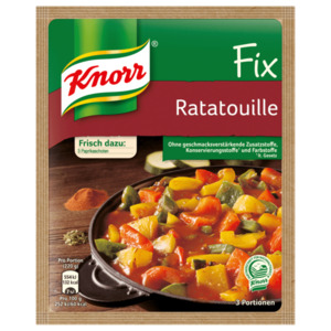 Knorr Fix Ratatouille 40g