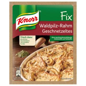 Knorr Fix Waldpilz-Rahm-Geschnetzeltes 40g