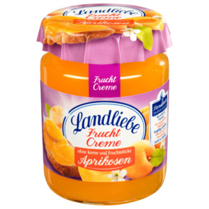 Landliebe Aprikose Fruchtcreme 200g