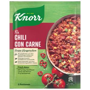 Knorr Fix Chili Con Carne 33g