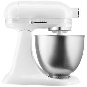 KitchenAid Classic 3,3l Mini-Küchenmaschine 5KSM3310X weiß
