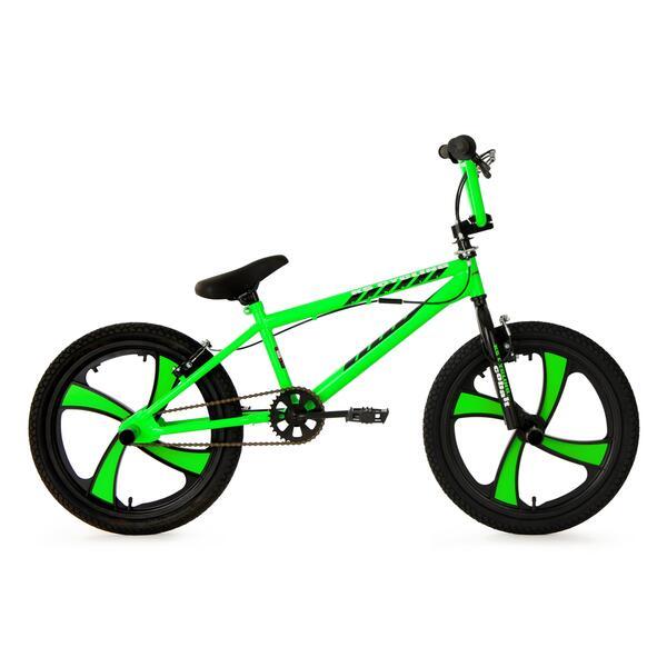 KS Cycling Freestyle BMX Cobalt 20 Zoll für Jungen