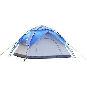 Outsunny Campingzelt für 3-4 Personen Sternenhimmel