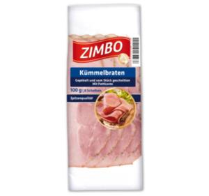 ZIMBO Braten