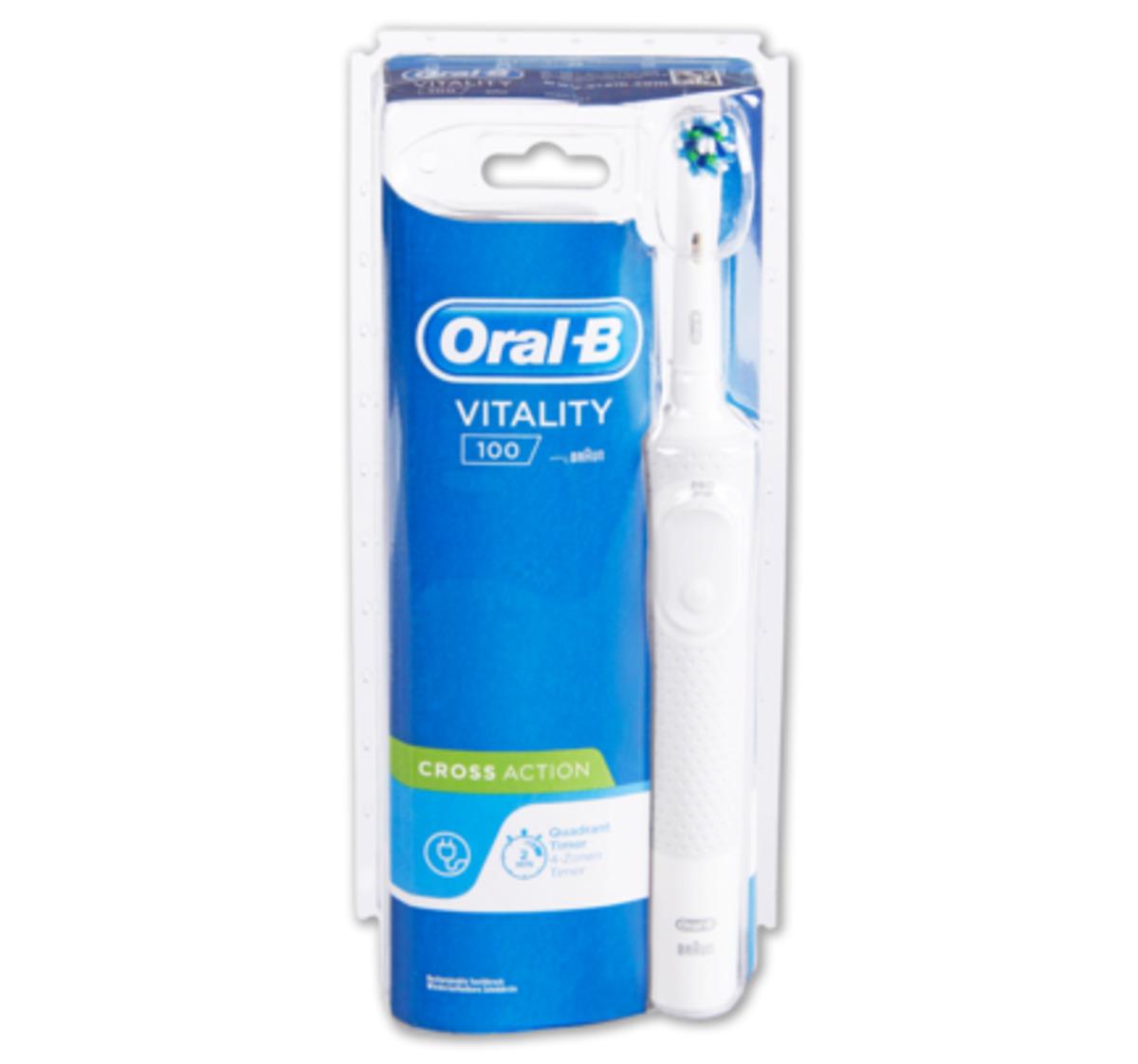 Bild 2 von ORAL B Vitality Elektrische Handzahnbürste