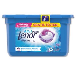 LENOR Waschmittelpods