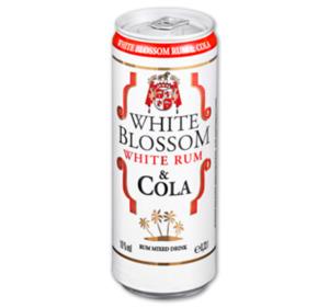 WHITE BLOSSOM White Rum