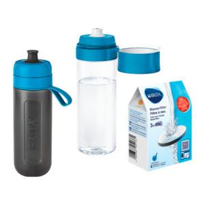 Brita Wasserfilter-Flasche / Wasserfilter-Discs
