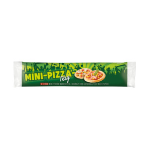 Mini-Pizza-Teig