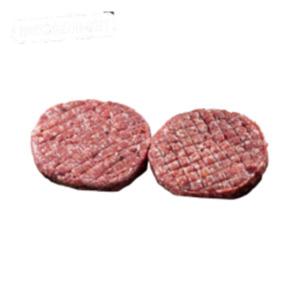 Deutsche frische Hamburger-Pattys