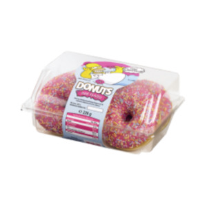 Simpsons Pink Donuts