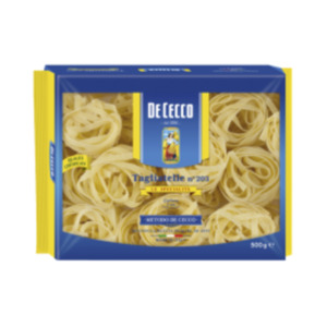 De Cecco Pasta Spezialitäten