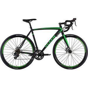 KS Cycling Gravelbike Rennrad 28'' Xceed schwarz-grün