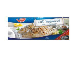 Grill-Wolfsbarsch