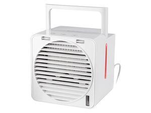 SILVERCREST® Tischluftkühler »STLH 7 A1«, 7 Watt, 3 Geschwindigkeitsstufen, LED-Licht