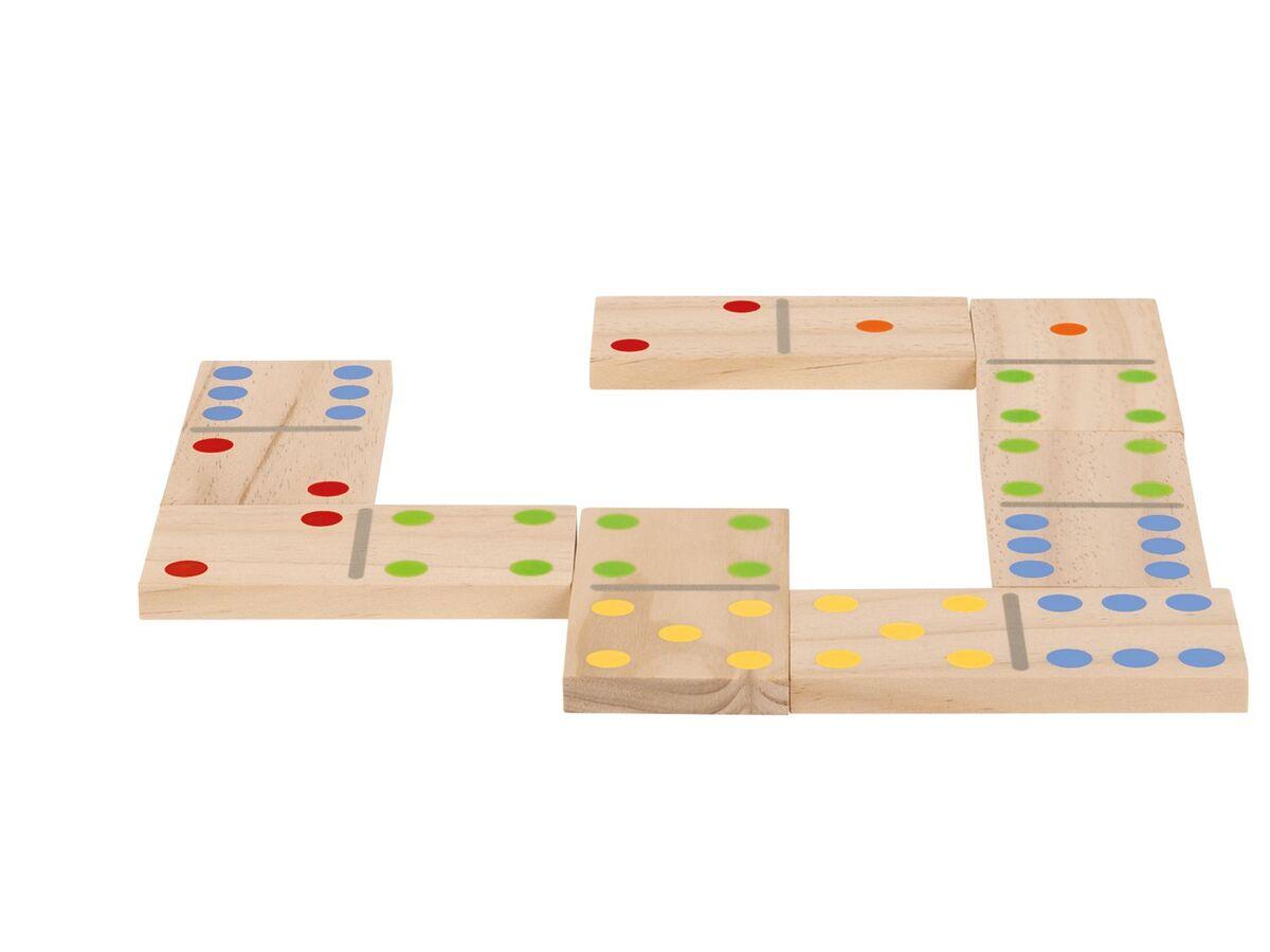 Bild 3 von PLAYTIVE® Holzspielzeug Kinder, Outdoor, mit Transporttasche, ab 3 und 6 Jahren