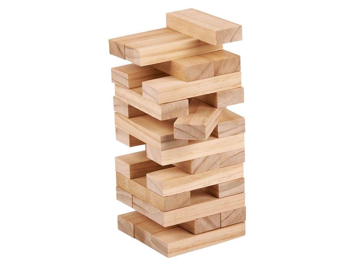 Bild 5 von PLAYTIVE® Holzspielzeug Kinder, Outdoor, mit Transporttasche, ab 3 und 6 Jahren