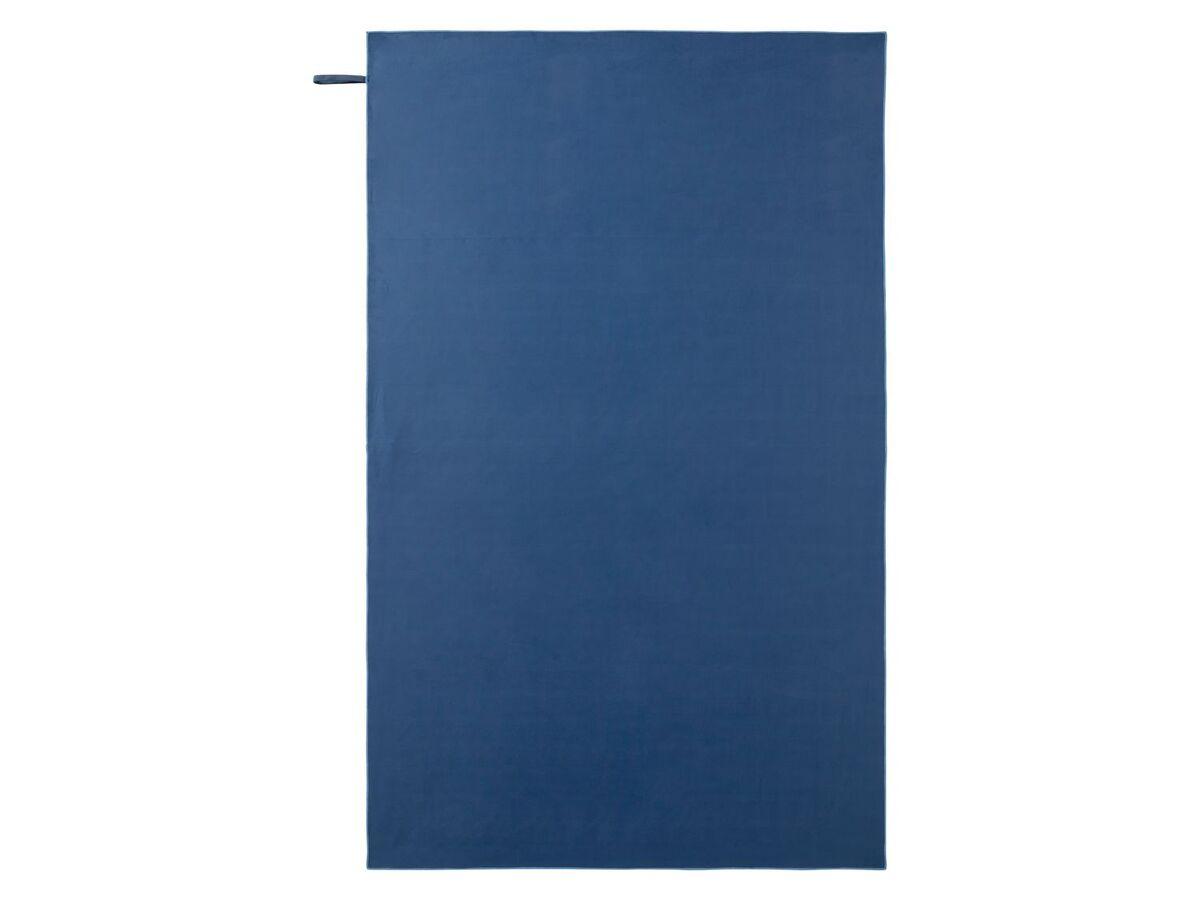 Bild 2 von CRIVIT® Sport Handtuch, aus Mikrofaser, ca. 110 x 180 cm, mit integrierter Gummi-Lasche