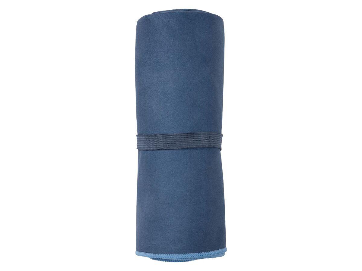 Bild 4 von CRIVIT® Sport Handtuch, aus Mikrofaser, ca. 110 x 180 cm, mit integrierter Gummi-Lasche