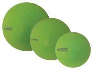 Schildkröt Fitness Pilatesball, Durchmesser 18 cm, 23 cm und 28 cm, für Yoga und Pilates