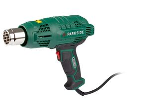 PARKSIDE® Heißluftgebläse »PHLG 2000 E4«, 2000 Watt, 2-stufig, mit ergonomischem Softgriff