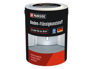 PARKSIDE® Boden-Flüssigkunststoff, 5 l, zum Versiegeln, wetterbeständig, seidenmatt