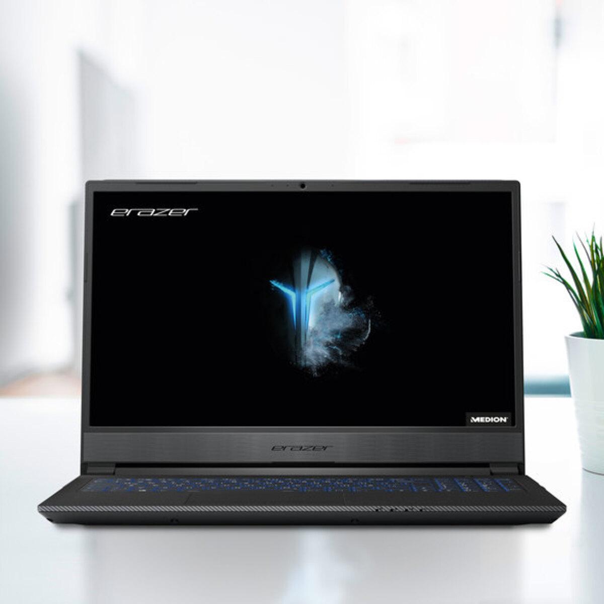 """Bild 1 von Gaming-Notebook MEDION ERAZER P15609, Intel Core i5, 39,6 cm (15,6"""")"""