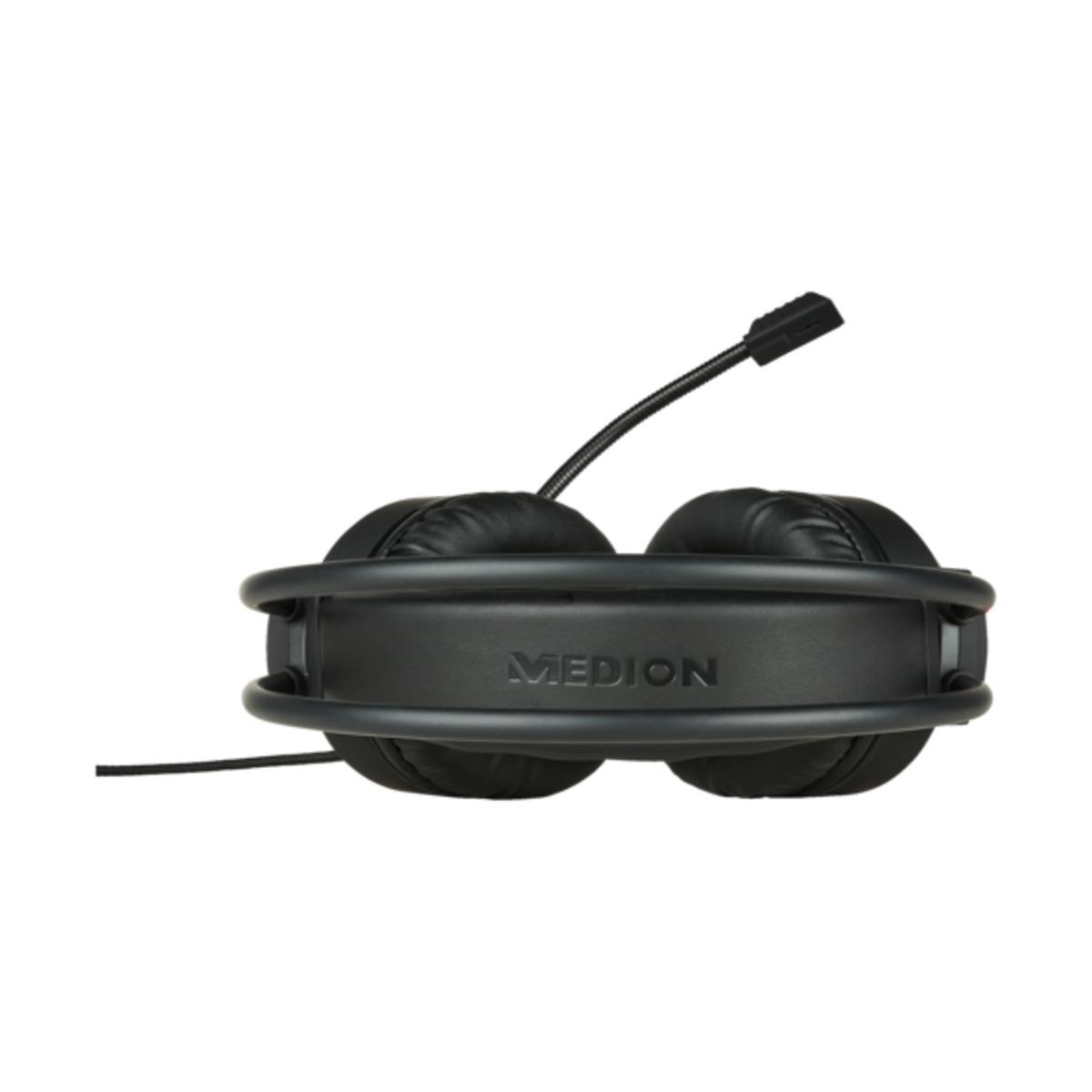 Bild 5 von 2.0 Stereo Gaming Headset MEDION ERAZER X83009