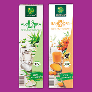 Bio Sonne Bio-100%-Muttersaft