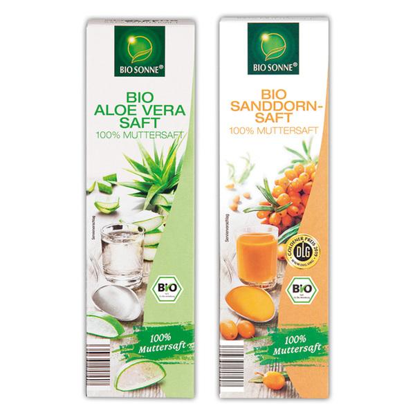 Bio Sonne Bio-100%-Muttersaft