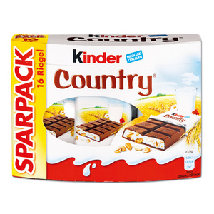 Kinder Country Sparpack