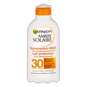 Garnier Ambre Solaire Sonnenmilch LSF 30