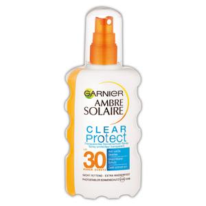 Garnier Ambre Solaire Clear Protect Spray