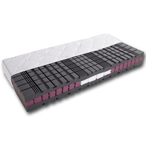 SUPERDREAM Soft Pro 7-Zonen-Komfortschaummatratze (140x200, soft)