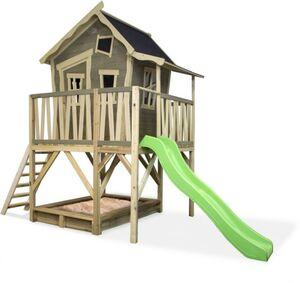 EXIT - Spielhaus Croocky 550 - graubeige