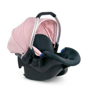 Hauck - Babyschale - Comfort Fix rosa/grau