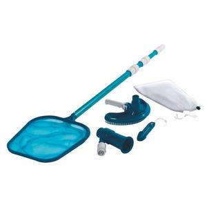 Medi Pool Pflege-Set für Pools mit Sandfilteranlage, 4-teilig