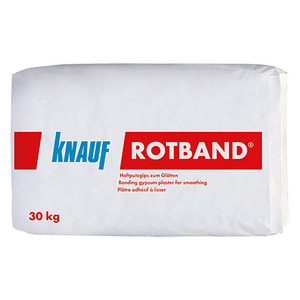 Knauf Rotband Haftputzgips