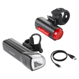 Fischer Fahrradbeleuchtungs-Set